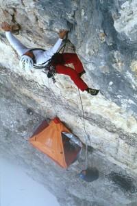 "Torre Trieste, Route ""Patrick Berhault"",8a,  új út"