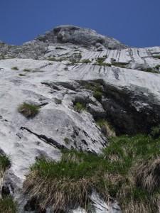 A Wetzsteinplatte wasserrilléi
